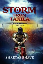 Storm From Taxila - THE ASOKA TRILOGY BOOK II